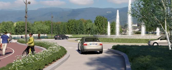 Reboisement et aménagement du paysage à Divonne